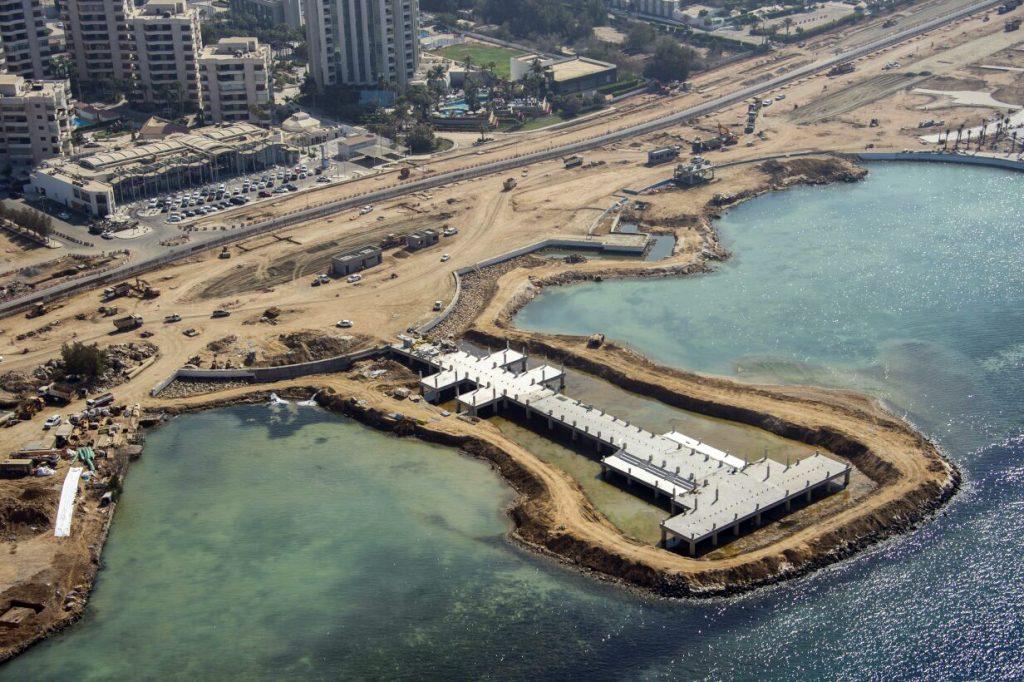Jeddah Corniche Pvc Underground System Station